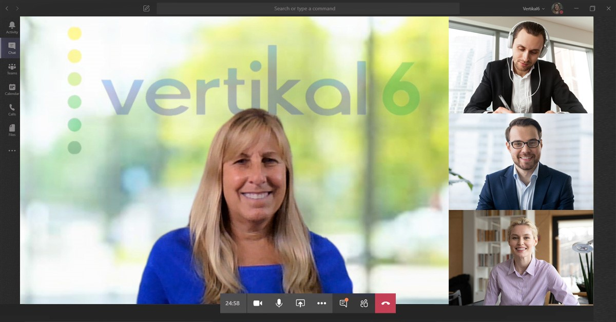Virtual Meeting with Vertkal6